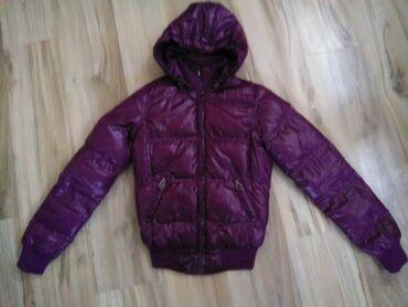 Ski rukavice - Srbija: Terranova xs jaknica za prelazni period, kao nova! Slikana iz više