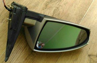 Левое боковое зеркало в комплекте Ниссан Премьера правый руль, в отл р в Лебединовка