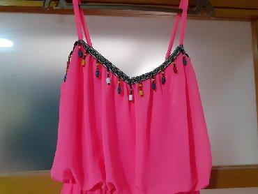 Pink haljina newyorker - Srbija: Prelepa pink haljina univerzalna velicina
