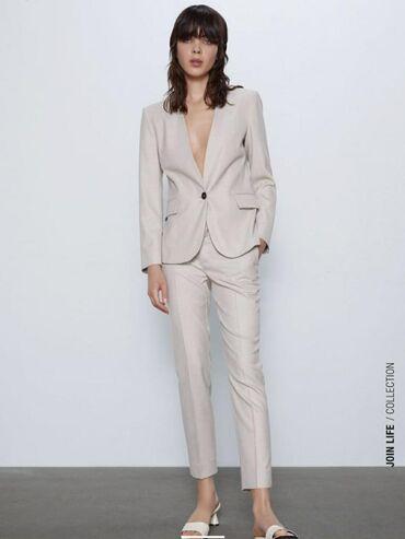 NOVO Zara komplet sako i pantalone, 34 velicina