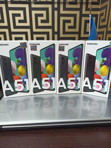 Samsung - Bakı: Yeni Samsung A51 128 GB qara