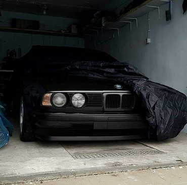 BMW 520 1990 в Лебединовка