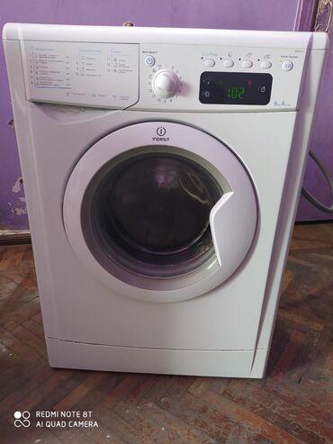 bmw 6 серия 630cs mt - Azərbaycan: Öndən Avtomat Washing Machine Indesit 6 kq