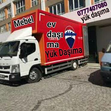 - Azərbaycan: Yük Daşıma sizin her cür mebelerinizin sökülmesi daşınması