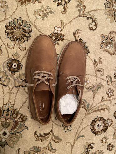 Продаю новую обувь со штатов Европейский размер:45 Фирма:Clarks Обувь