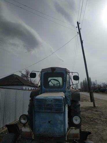 Кыздар сатылат москва - Кыргызстан: Продаю трактор т40 в хорошем состоянии добавлю ещё один завотской плуг