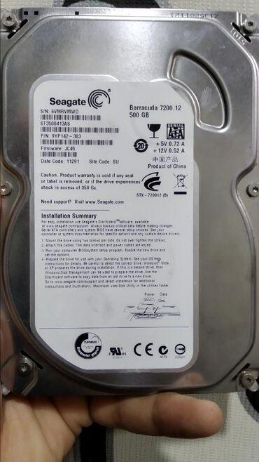 hard-disc - Azərbaycan: 500 gb HDD Hart Disc