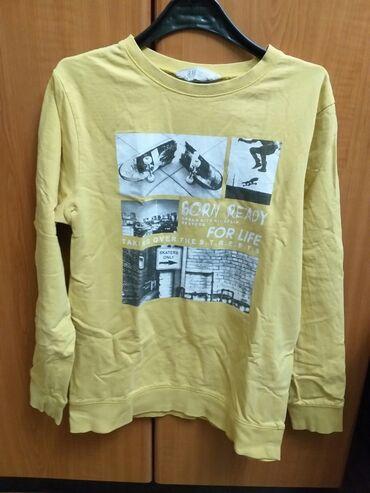Muški Duksevi   Obrenovac: H&M duks za decaka,za visinu 158-164cm,12-14 godina