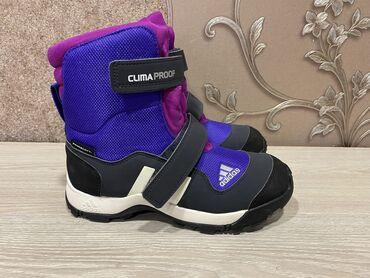 Ботинки Adidas новые, оригинал (куплены в Москве) 35 размер . Система