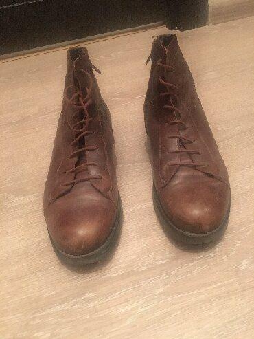 винтажные мужские ботинки в Азербайджан: 70 azn alınıb,25 azn satılır