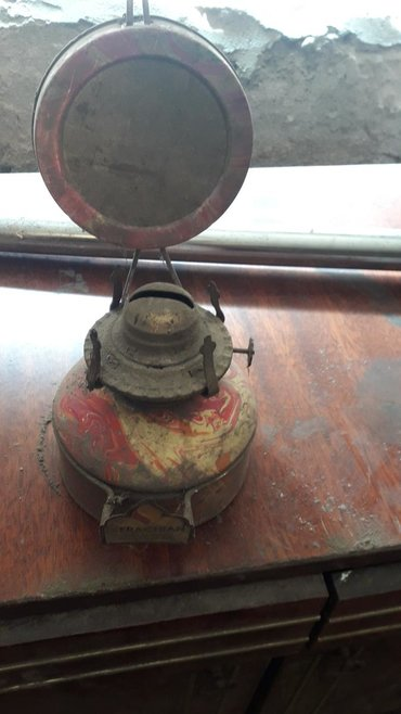 Лампа керасиновая