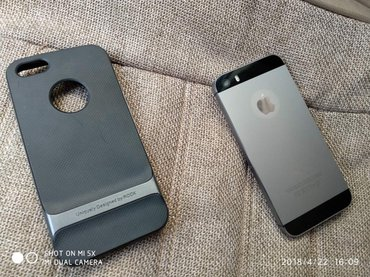 IPhone 5S, 32ГБ, space gray в Бишкек