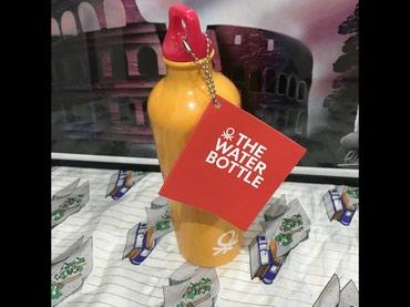 BENETON flašica za vodu , nova sa etiketom - Beograd