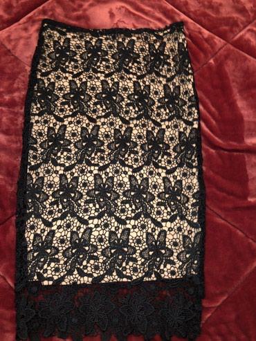 Φανταστικη φουστα με δαντελα για μοναδικες εμφανισεις !!! Σε Medium ! σε Βόρεια & Ανατολικά Προάστια - εικόνες 2