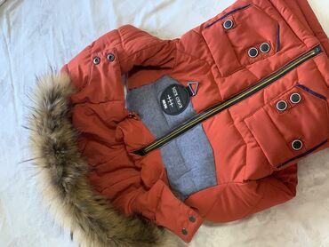 Детский мир - Беловодское: Зимняя куртка для мальчика в отличном состоянии . от 1 года до 2