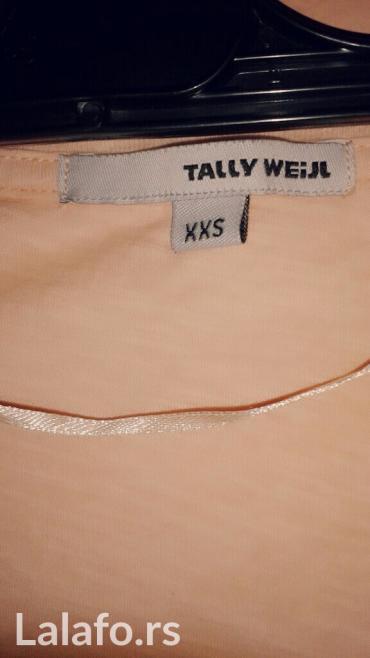 Tally weijl  zenska majica vel xxs ali moze do S - Novi Knezevac
