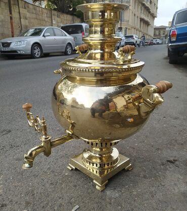 Samavar tap az - Azərbaycan: 25 litrlik. Qedimi samavar. 4700 Azn. Bu litrajda qarpizi sa