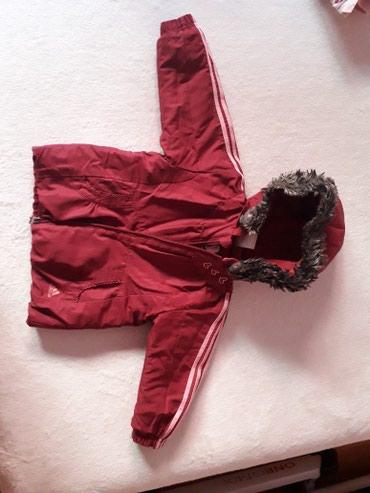 Adidas jaknica za devojcice. Velicina 24m ali moze i duze da se nosi. - Nis