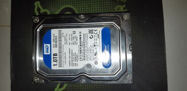 hard disc - Azərbaycan: WD Hard disk 1TB