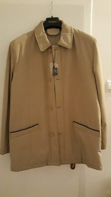 AKCIJA Navigare original prelepa muska jakna br 48 i 52.Moze se - Crvenka