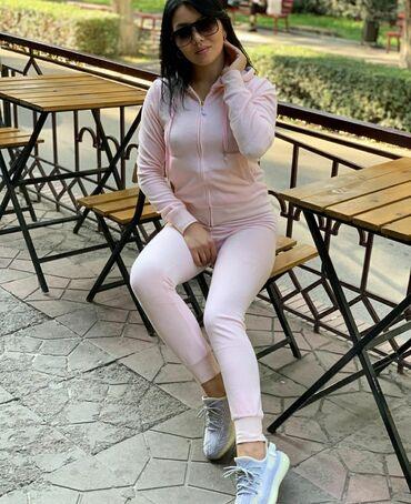 розовый тренч в Кыргызстан: Продам спортивку juisy люксового качества. Размер 44