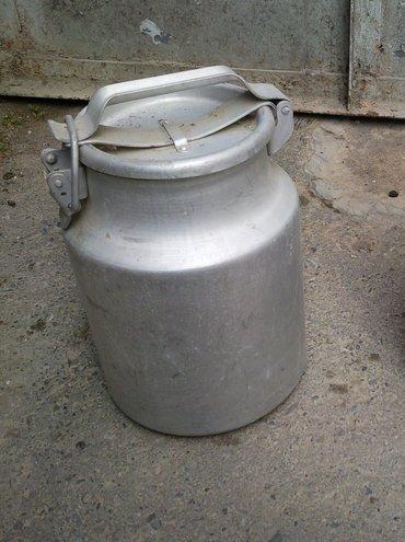 Bakı şəhərində Bidon 1 eded 10 litirlik alumin bidon satiram.