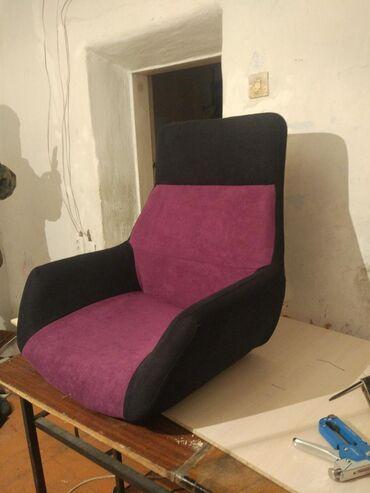 мягкая мебель - Azərbaycan: Ремонт мягкой мебели диван и кресло
