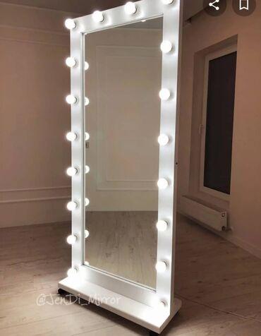 зеркала бишкек in Кыргызстан | АВТОЗАПЧАСТИ: Зеркало полный рост! Зеркало гримёрный Зеркало для магазинов и для сал