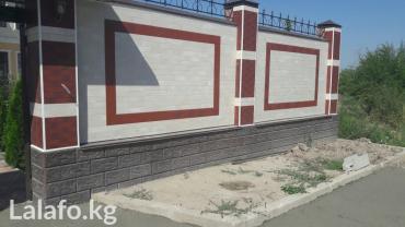 Занимаемся производством фасадной в Бишкек