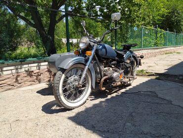 Транспорт - Нижний Норус: Продам Мотоцикл Урал с коляской