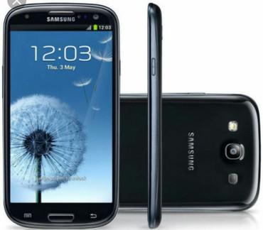 Samsung galaxy s3 teze qiymeti - Azərbaycan: İşlənmiş Samsung I9300 Galaxy S3 16 GB qara