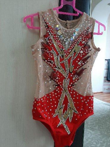 художественная галерея в Кыргызстан: Купальник для художественной гимнастики! Был сшит в Санкт-Петербурге!