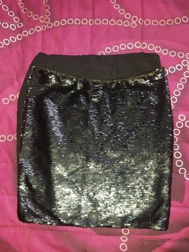 Suknja za devojčice Veličina 9-10  Sljikice piši briši