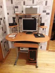 acer fiyatları - Azərbaycan: Acer komputeri, stolu ile birge satilir. Mingecevir şeherindedir