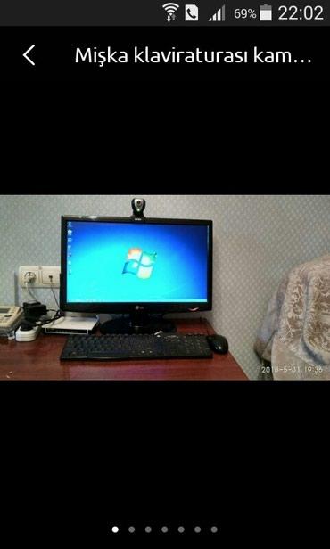 Gəncə şəhərində Notebook  və ev komputer fortmantı microsoft office proqramların