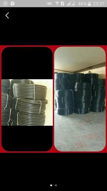 Все для дома и сада в Кок-Ой: Водопроводные трубы (шланги) 56,10-атмосферные.высокой