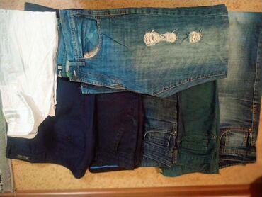 Мужская одежда - Кыргызстан: Продаю мужские брюки ( джинсы, классич. брюки) все хорошего качества