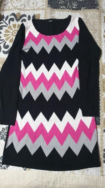 Платья в Чолпон-Ата: Продаётся платье мини б/у в хорошем состоянии,цвет чёрный,размер