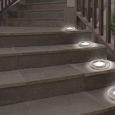 Kućni dekor - Zajecar: DOSTUPNE 4 SOLARNE DISK LAMPECena 1450 U paketu dobijate 4 okrugla