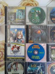 Elektronika Masazırda: Playstation 1 diskləri satılır tam işdək vəzyətdədilər heç bir