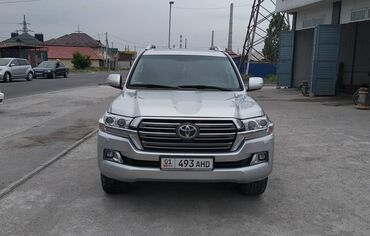 Toyota Land Cruiser 4.7 л. 2008 | 232000 км