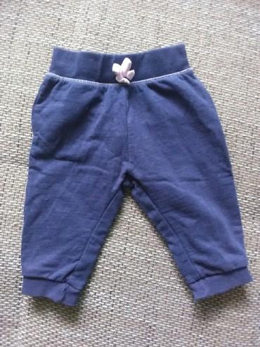 Pantalone c aelastin pamuk - Srbija: Pantalonice c&a vel.68