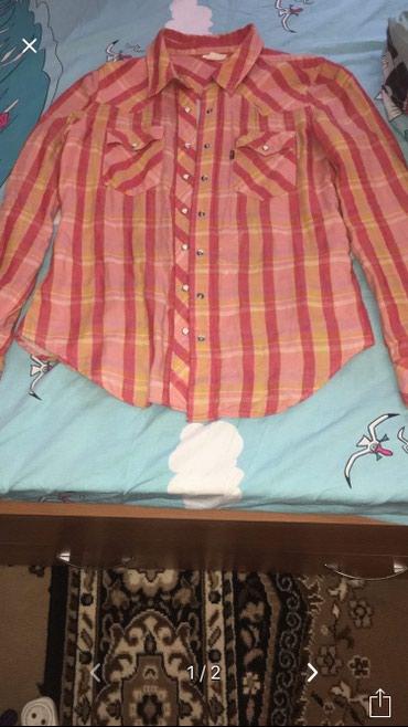 Женская одежда в Чаек: Оригинал Levis,размер M(Бишкек),сост.отл,ткань хлопак,пакупали за