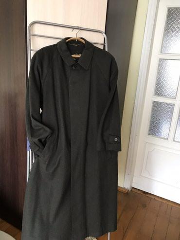 Пальто мужское, итальянское, размер в Бишкек