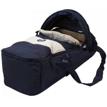 Bakı şəhərində Chicco soft carrycot (синий)мягкая переносная корзина для