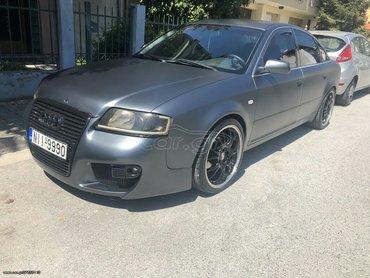 Audi A6 1.8 l. 1998 | 180000 km