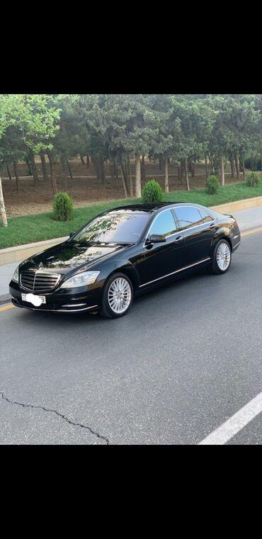 bmw 5 серия 525i 5mt - Azərbaycan: Mercedes-Benz S 500 5.5 l. 2008 | 148000 km