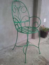 Metalne stolice - Valjevo