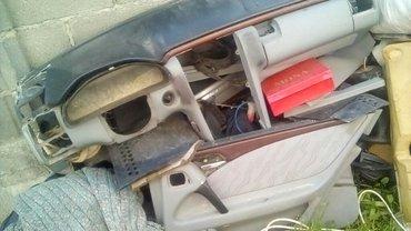 Тарпедия, обшивка, сидения передний и задный,  на мерс 210кузов  в Баткен