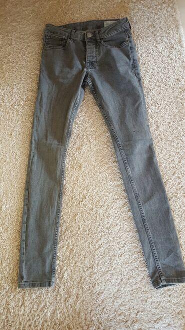 Pantalone farmerice br - Srbija: FarmericePrimark Denim CoSuper skinyWaist 30 (76cm)Leg 30 (76cm)Br.38
